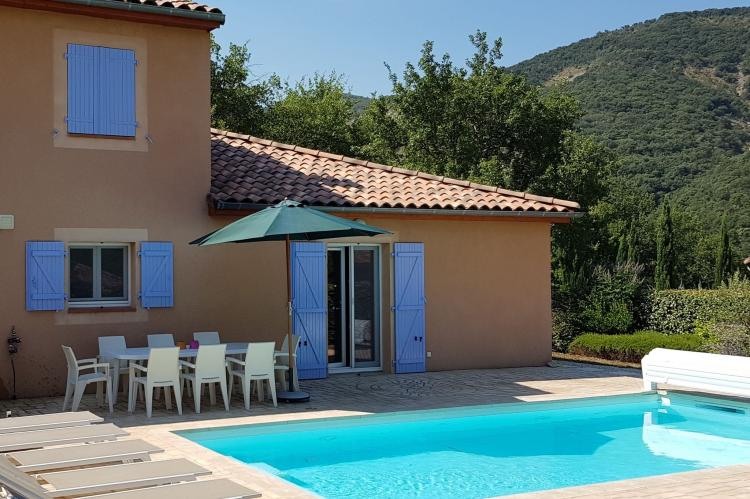 VakantiehuisFrankrijk - Ardèche: Villa Ardèche  [3]