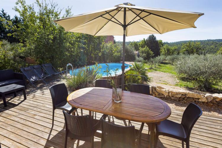 FerienhausFrankreich - Provence-Alpes-Côte d'Azur: maison Gallin  [14]
