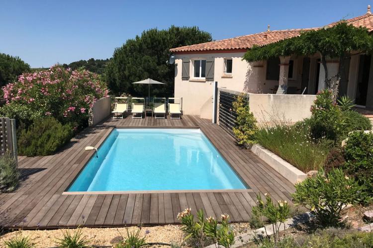 Holiday homeFrance - Languedoc-Roussillon: Villa Le Palatin  [1]
