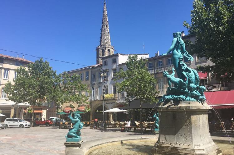 Holiday homeFrance - Languedoc-Roussillon: Villa Le Palatin  [31]