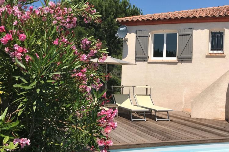Holiday homeFrance - Languedoc-Roussillon: Villa Le Palatin  [22]