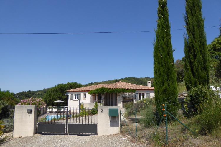 Holiday homeFrance - Languedoc-Roussillon: Villa Le Palatin  [11]