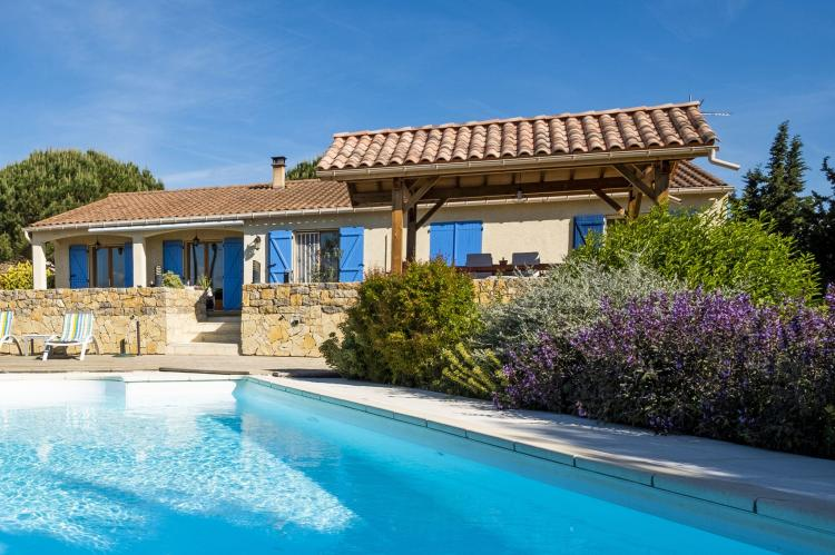 Holiday homeFrance - Languedoc-Roussillon: Au Bellevue  [1]