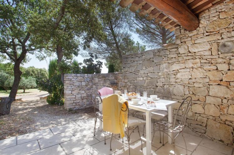 Holiday homeFrance - Provence-Alpes-Côte d'Azur: La Bastide des Chênes 1  [21]