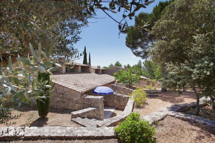 Holiday homeFrance - Provence-Alpes-Côte d'Azur: La Bastide des Chênes 1  [25]
