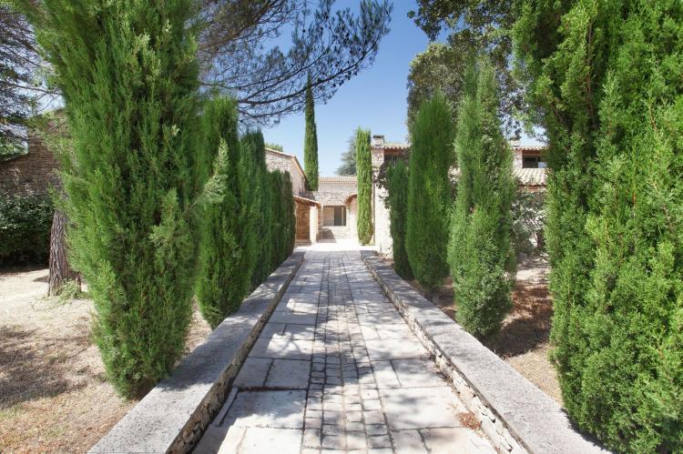 Holiday homeFrance - Provence-Alpes-Côte d'Azur: La Bastide des Chênes 1  [24]