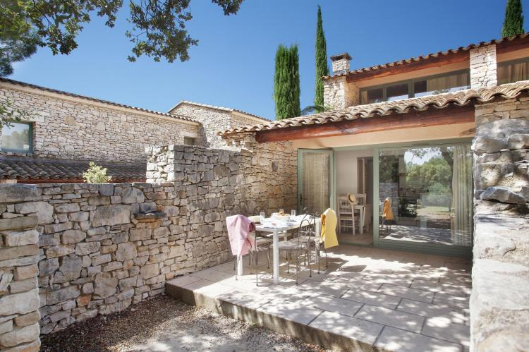 Holiday homeFrance - Provence-Alpes-Côte d'Azur: La Bastide des Chênes 1  [19]
