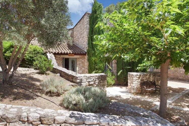 Holiday homeFrance - : La Bastide des Chênes 1  [1]