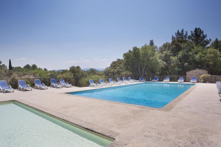 Holiday homeFrance - Provence-Alpes-Côte d'Azur: La Bastide des Chênes 1  [6]