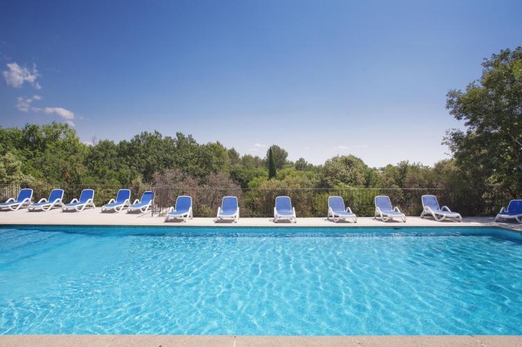 Holiday homeFrance - Provence-Alpes-Côte d'Azur: La Bastide des Chênes 1  [8]
