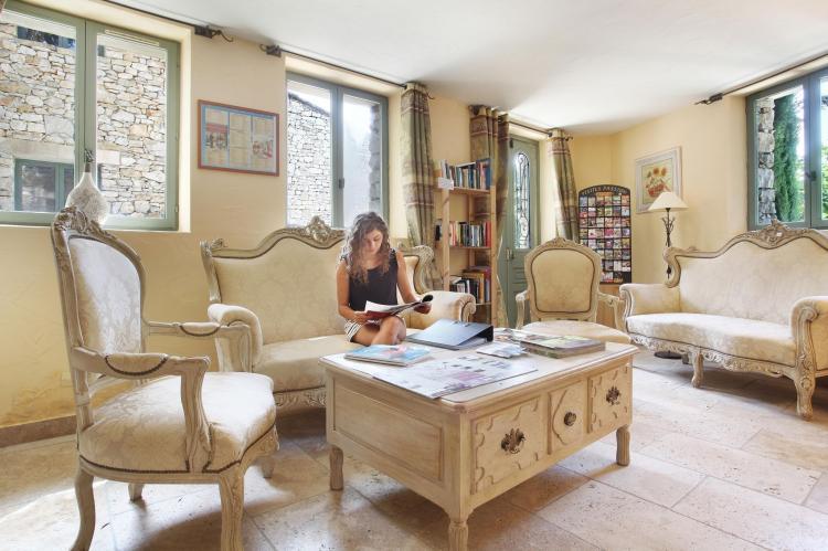 Holiday homeFrance - Provence-Alpes-Côte d'Azur: La Bastide des Chênes 1  [10]