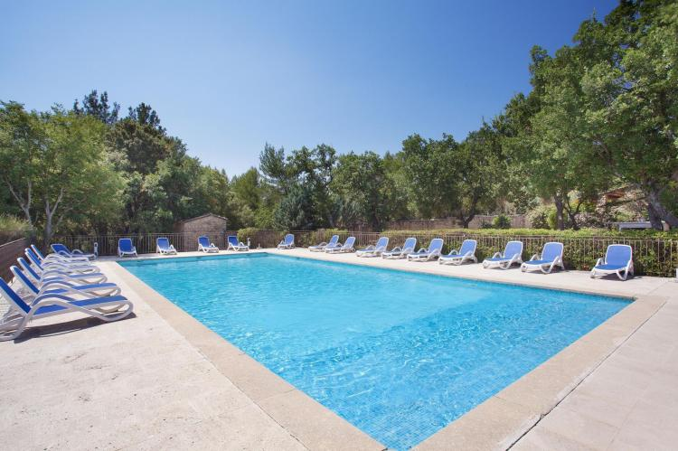 Holiday homeFrance - Provence-Alpes-Côte d'Azur: La Bastide des Chênes 1  [7]