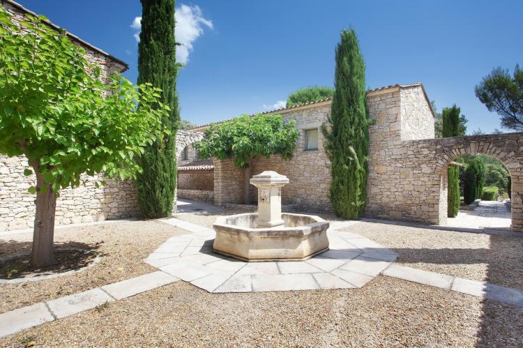 Holiday homeFrance - Provence-Alpes-Côte d'Azur: La Bastide des Chênes 1  [23]