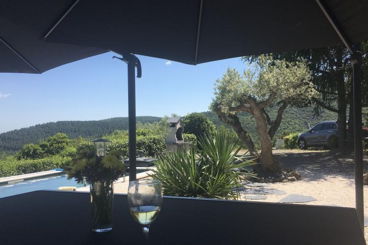 Holiday homeFrance - Languedoc-Roussillon: Les Mûriers  [30]