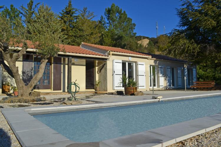 Holiday homeFrance - Languedoc-Roussillon: Les Mûriers  [1]
