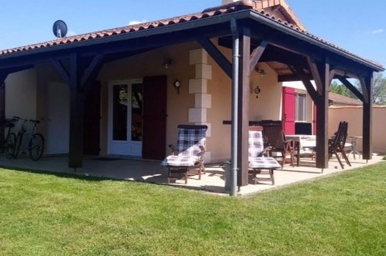 Holiday homeFrance - Poitou-Charentes: Bleu de Vibraye  [2]