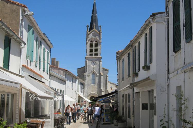 Holiday homeFrance - Poitou-Charentes: Bleu de Vibraye  [25]