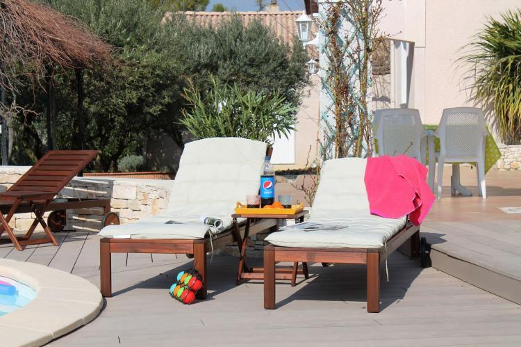 Holiday homeFrance - Languedoc-Roussillon: Villa Papillon  [7]