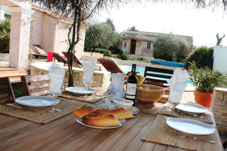 Holiday homeFrance - Languedoc-Roussillon: Villa Papillon  [22]
