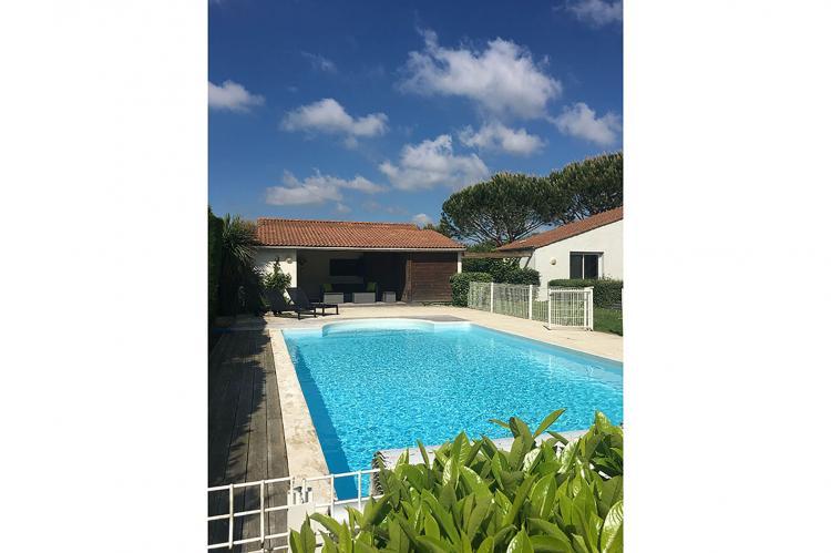 Holiday homeFrance - Poitou-Charentes: Villa Petite Champagne  [1]