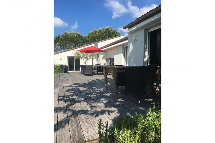 Holiday homeFrance - Poitou-Charentes: Villa Petite Champagne  [16]