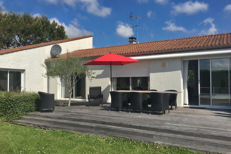 Holiday homeFrance - Poitou-Charentes: Villa Petite Champagne  [2]