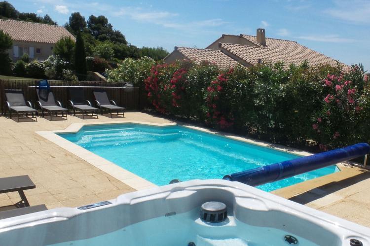 Holiday homeFrance - Languedoc-Roussillon: Villa Le Chardonnay  [6]