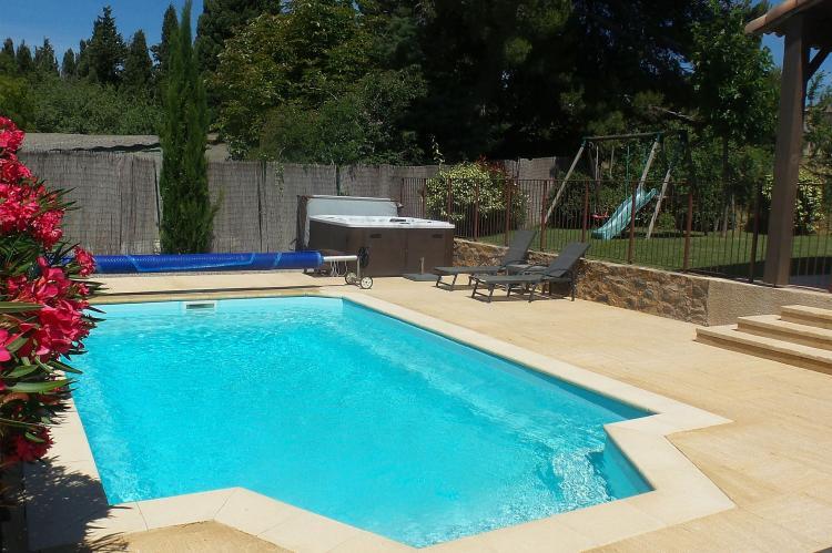Holiday homeFrance - Languedoc-Roussillon: Villa Le Chardonnay  [5]