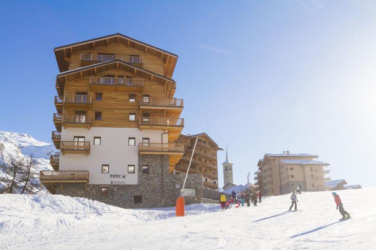 Holiday homeFrance - Northern Alps: Résidence L'Altaviva 4  [25]