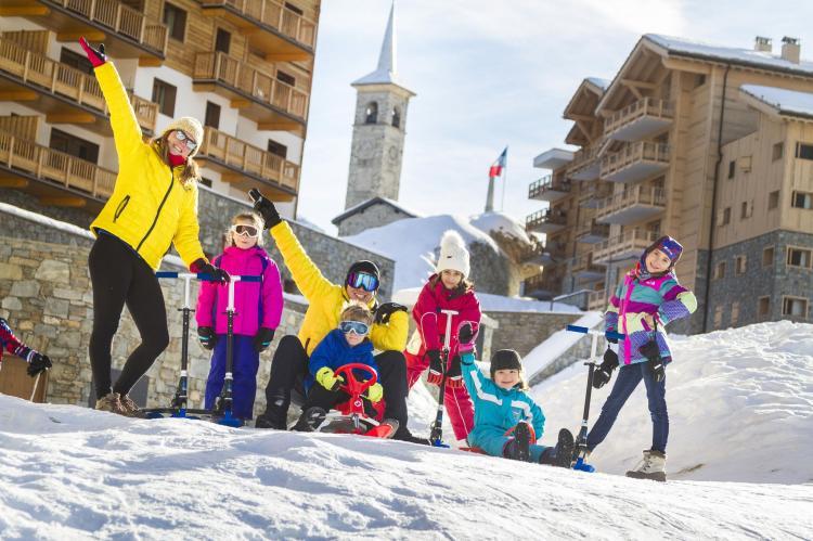 Holiday homeFrance - Northern Alps: Résidence L'Altaviva 4  [21]