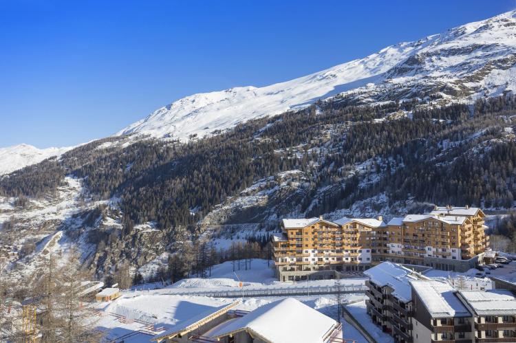 Holiday homeFrance - Northern Alps: Résidence L'Altaviva 4  [23]