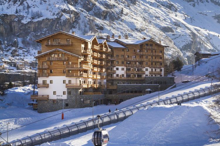 Holiday homeFrance - Northern Alps: Résidence L'Altaviva 4  [24]
