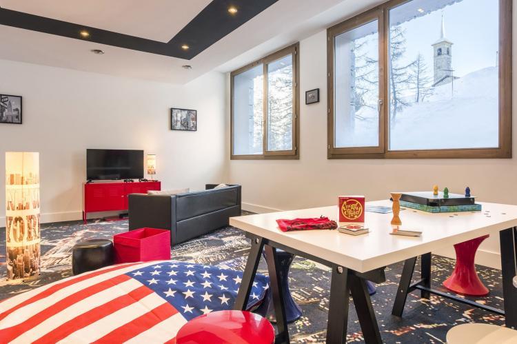 Holiday homeFrance - Northern Alps: Résidence L'Altaviva 4  [12]