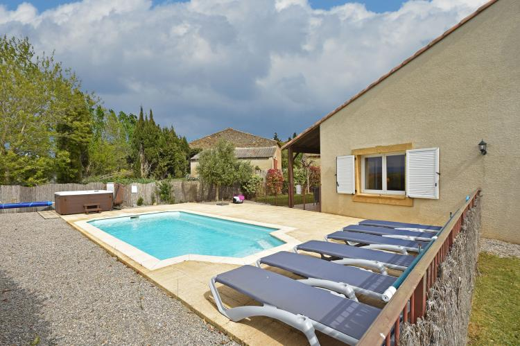 Holiday homeFrance - Languedoc-Roussillon: Villa Le Merlot  [1]