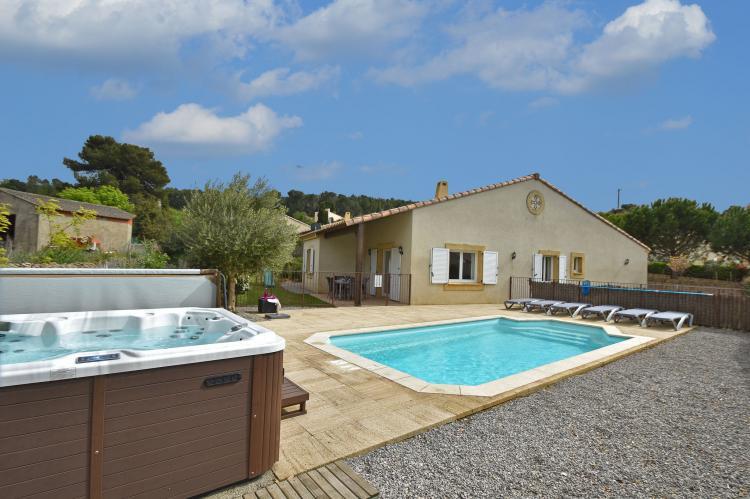 Holiday homeFrance - Languedoc-Roussillon: Villa Le Merlot  [9]