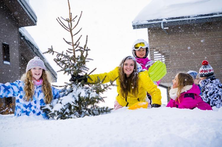 Holiday homeFrance - Northern Alps: Résidence Les Chalets des Cimes 2  [19]