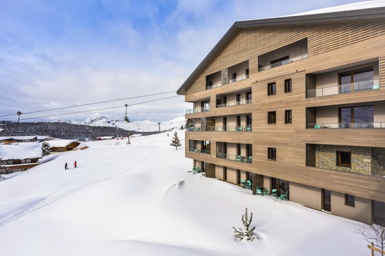 FerienhausFrankreich - Nördliche Alpen: Résidence Les Chalets des Cimes 3  [22]