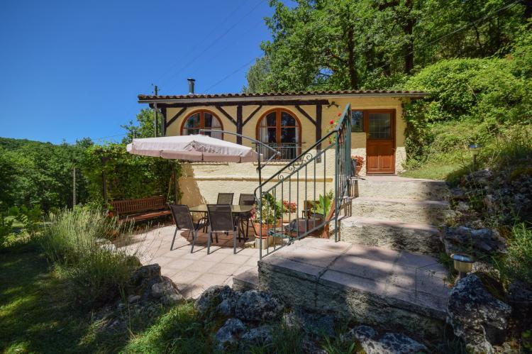 Holiday homeFrance - Mid-Pyrenees: Les Volets Bleu  [1]