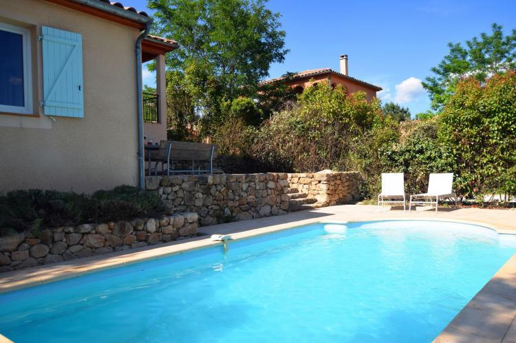 VakantiehuisFrankrijk - Ardèche: Villa Joyeuse 27  [1]
