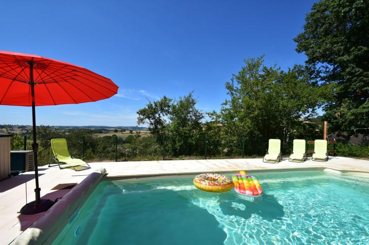 Holiday homeFrance - Burgundy: Apt 6 pers piscine  [9]