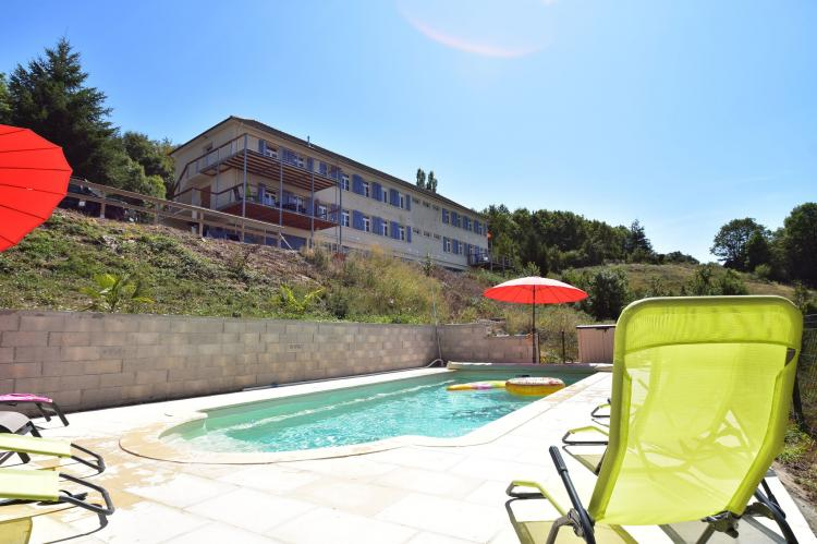 Holiday homeFrance - Burgundy: Apt 6 pers piscine  [8]