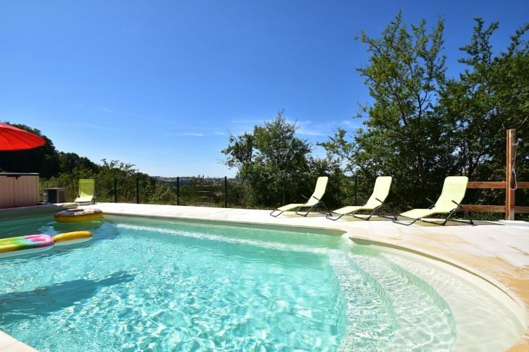 Holiday homeFrance - Burgundy: Apt 6 pers piscine  [3]