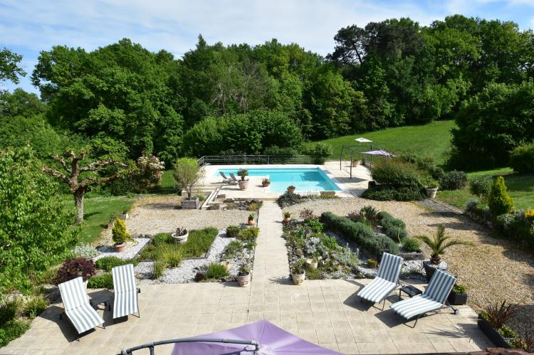 Holiday homeFrance - Dordogne: Belle Villa 16 pers Piscine  [9]