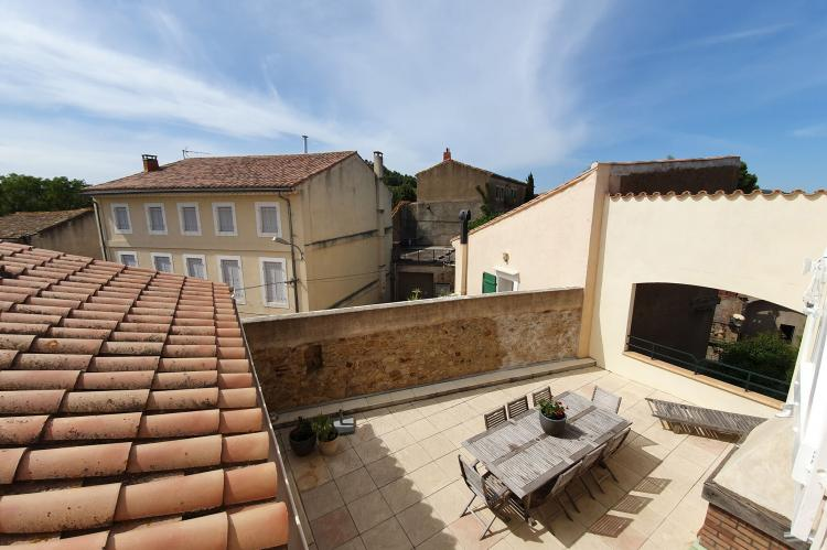 Holiday homeFrance - Languedoc-Roussillon: Villa Roquelongue  [30]