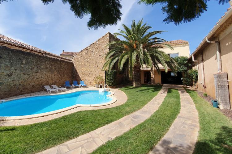 FerienhausFrankreich - Languedoc-Roussillon: Villa Roquelongue  [1]