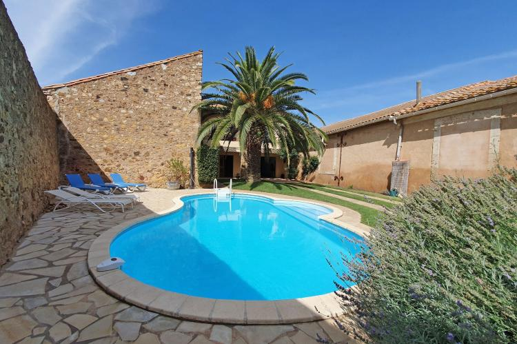 Holiday homeFrance - Languedoc-Roussillon: Villa Roquelongue  [24]