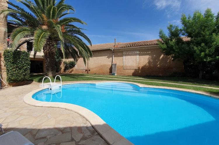 Holiday homeFrance - Languedoc-Roussillon: Villa Roquelongue  [3]