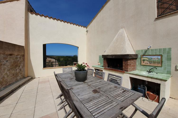 Holiday homeFrance - Languedoc-Roussillon: Villa Roquelongue  [21]