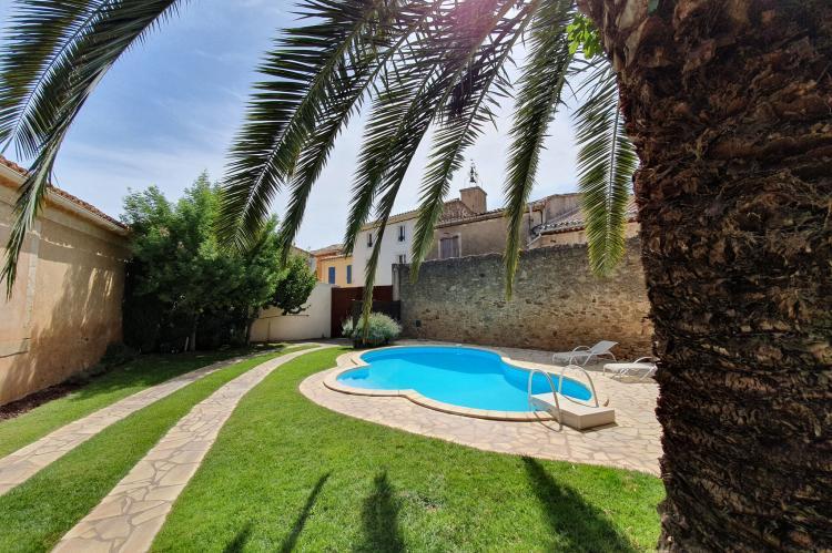 FerienhausFrankreich - Languedoc-Roussillon: Villa Roquelongue  [23]