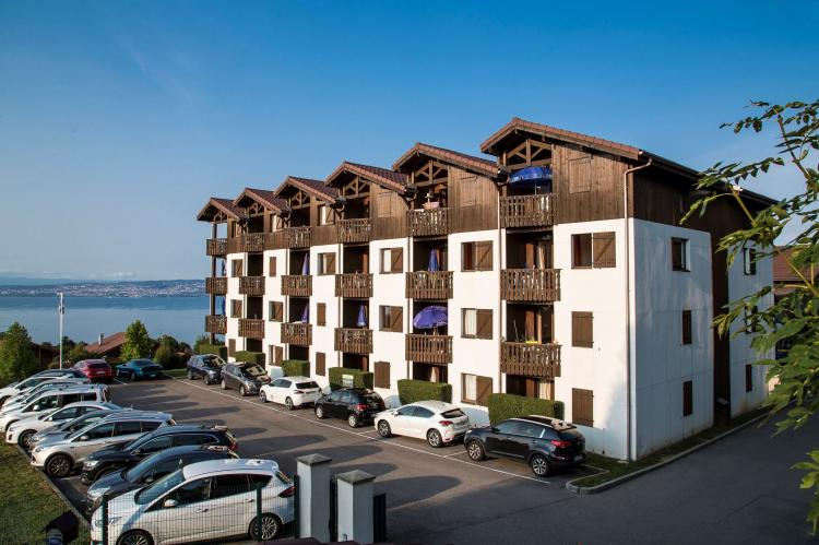 VakantiehuisFrankrijk - Noord Alpen: Residence Les Chalets d'Evian 2  [5]